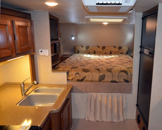 Lance Campers announces the brand new 2014 Lance 1052 double slide dry bath truck  camper featuring. 191 best Camper images on Pinterest   Truck camper  Campers and