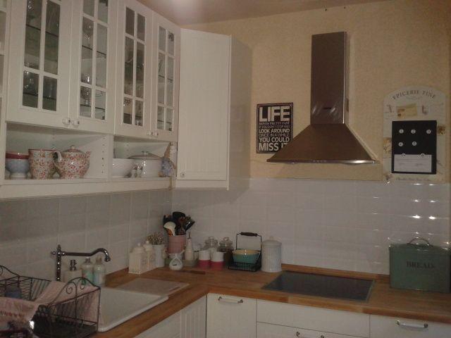 Moje nová kuchyňka..