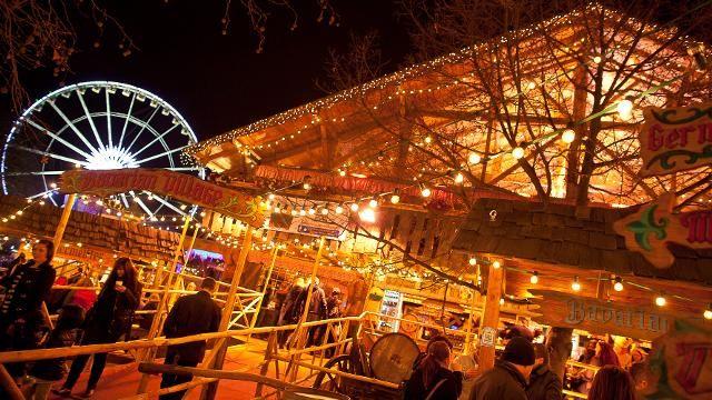 Winter Wonderland in Hyde Park - Sorties et événements - visitlondon.com