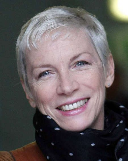 Annie Lennox, 59 and fantastic.