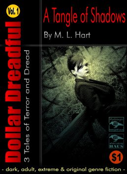 Dollar Dreadful Volume One Cover