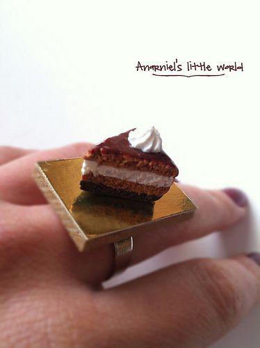 Cake ring