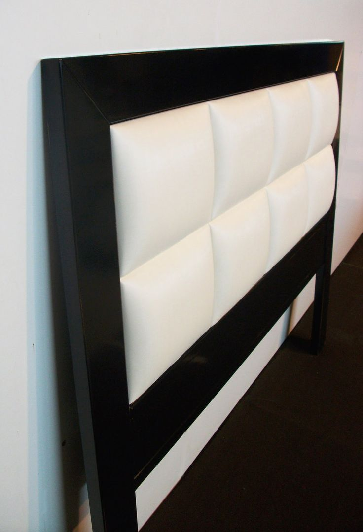 24 best cabeceros de cama images on pinterest bed heads bed headboards and beds - Tapizar cabezal cama ...