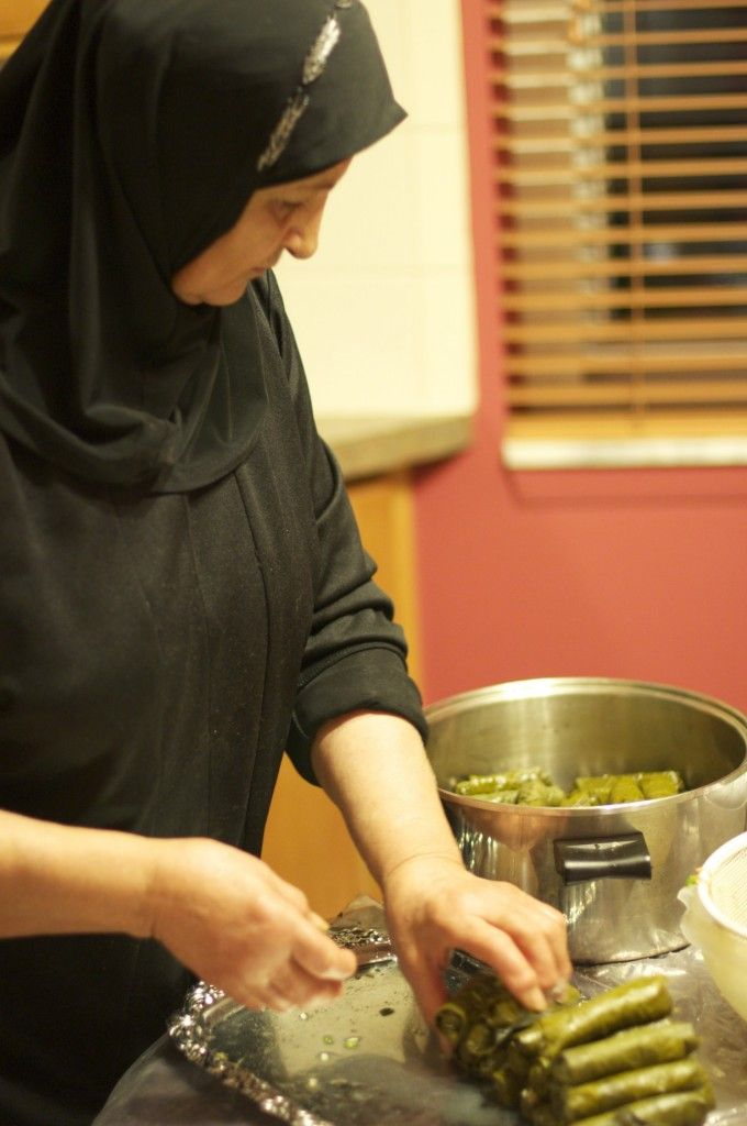 How to Make Grape Leaves like a Lebanese Grandmother