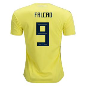 adidas Colombia Falcao #9 WC2018 Soccer Jersey (Home 17/18): https://www.soccerevolution.com/store/products/ADI_41068_A.php