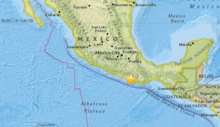 MEXICO (VOP) – Strong magnitude 7.5 earthquake hits Mexico on Friday, 16 Feb. A powerful earthquake of magnitude 7.5 occurred in the southern Mexican state of Oaxaca, according to the US Geological Survey (USGS) website. The epicenter of the tremors was at a distance of 37 kilometers to...