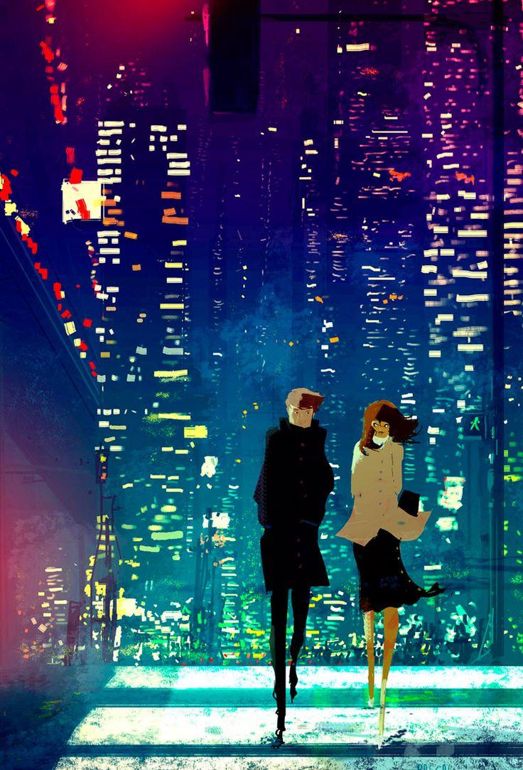 30 best Art | Night images on Pinterest | Drawings, Art ...