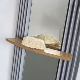 Купить вертикальные радиаторы отопления для квартиры Дизайн-радиатор Jaga Iguana Visio Артикул: VISW0.180051.001/MM Эта модель дизайн радиатора идеально подходит для залов и прихожих.