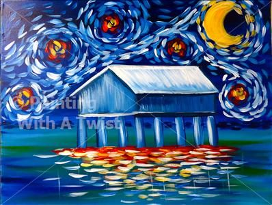 85 best Painting parties images on Pinterest