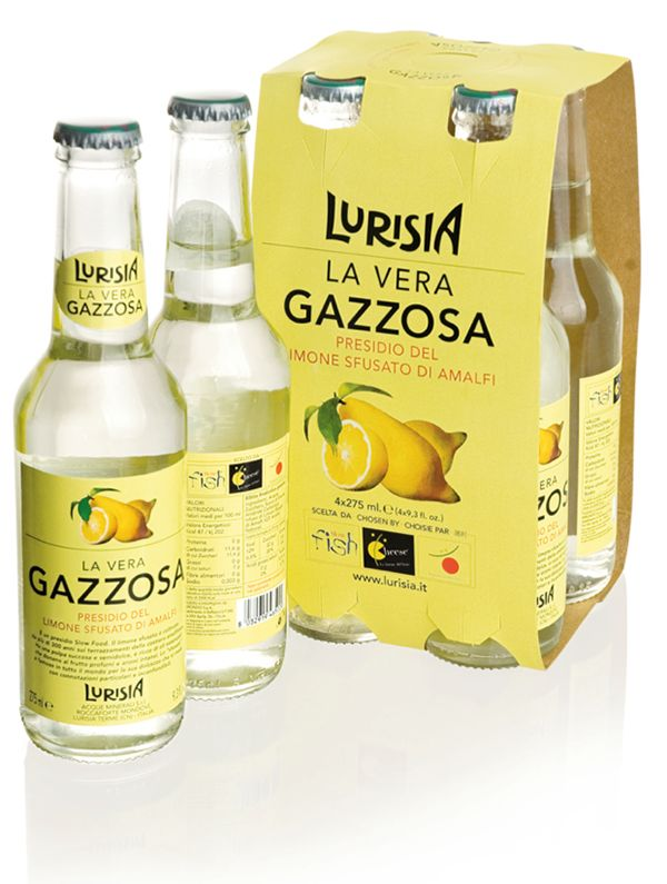 Design of the packaging for new drinks