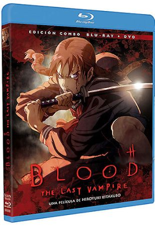 Blood: The Last Vampire (2000) ESP 1080p BD25 - IntercambiosVirtuales