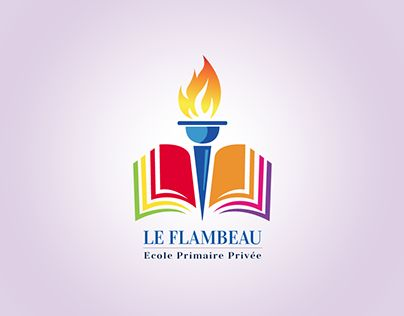 "Check out new work on my @Behance portfolio: ""Le Flambeau - Ecole Primaire Privée"" http://be.net/gallery/45354883/Le-Flambeau-Ecole-Primaire-Prive"