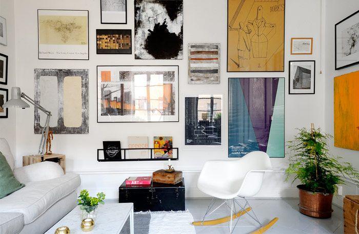 Ytsmart och kreativ – tvåan med många personliga detaljer | Sköna hem