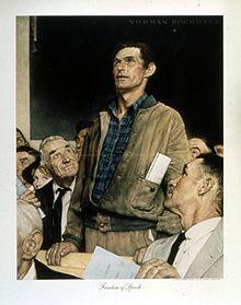 Vrijheid van meningsuiting - Wikipedia