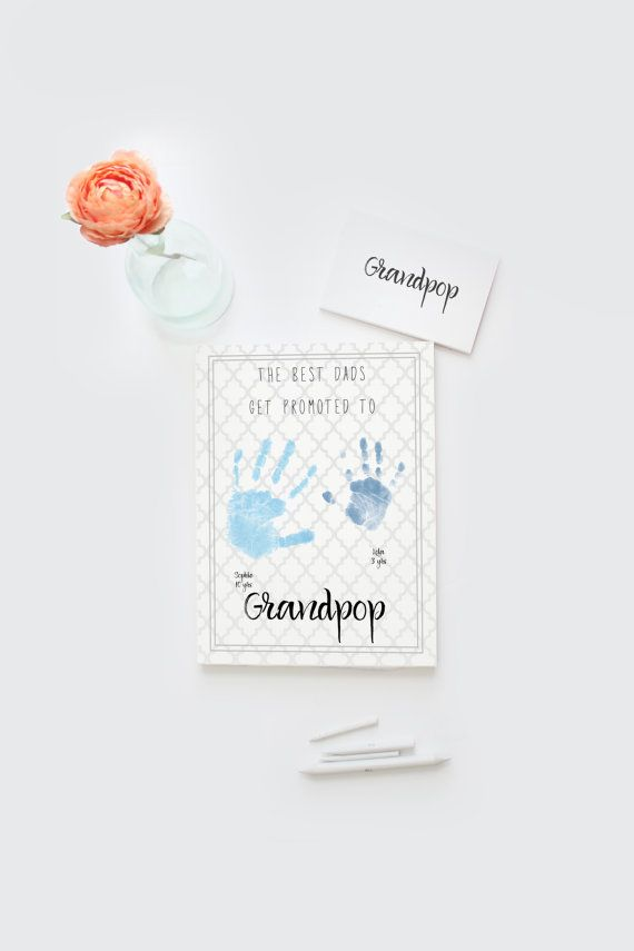 Father's Day for Grandpop Grandpop gift best by Papierscharmants