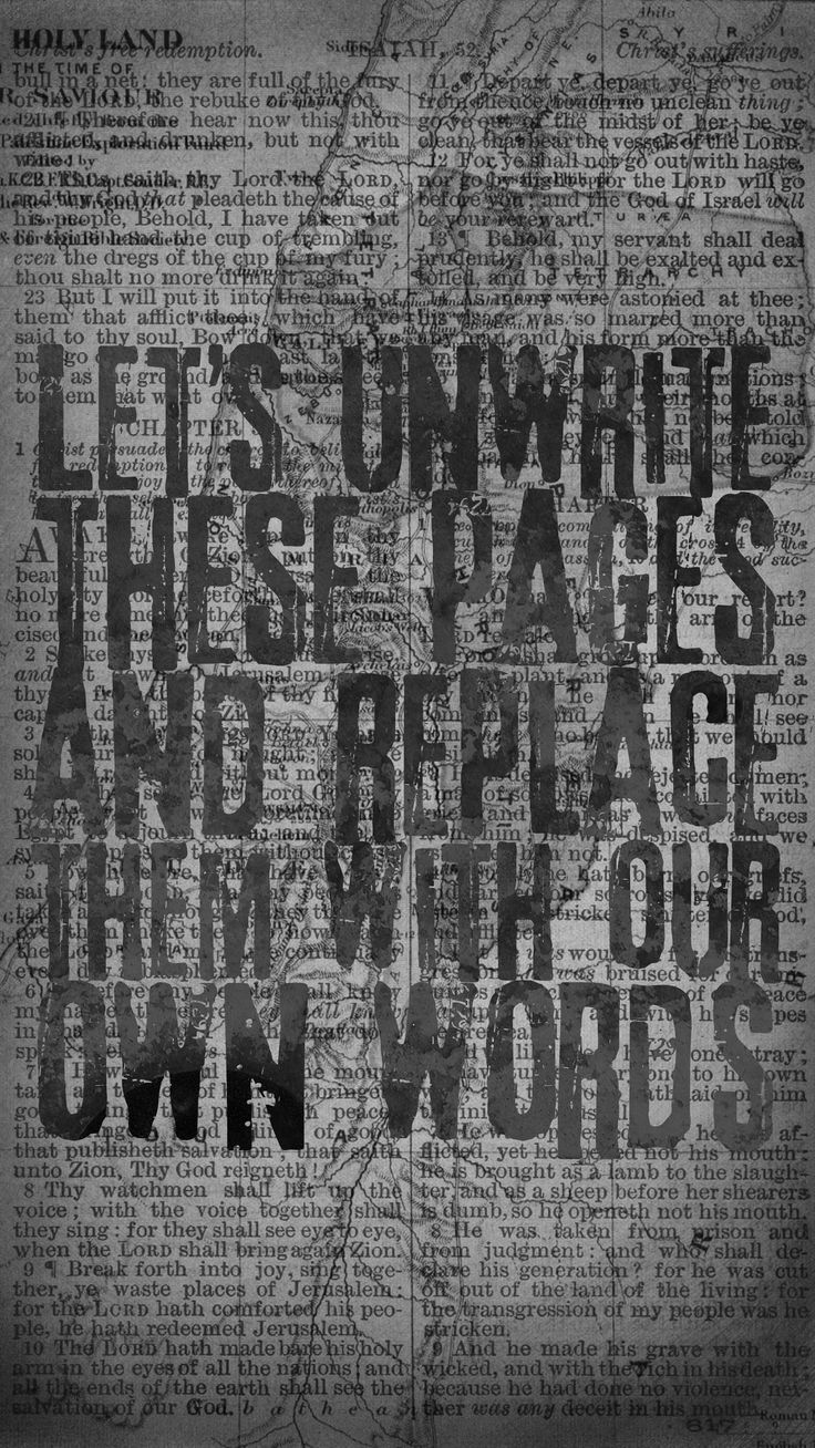 A phone lock screen background/wallpaper design I made with Rise Against lyrics. Inspired by Swing Life Away.
