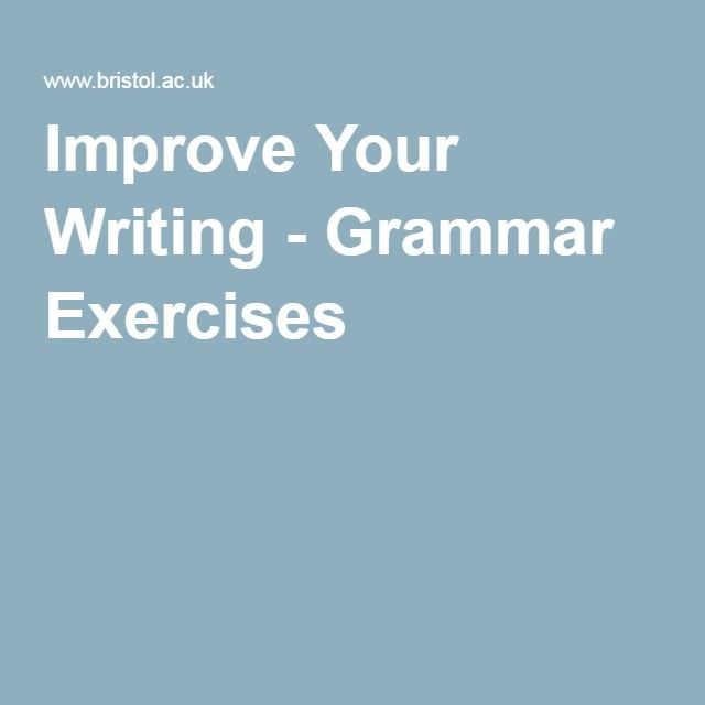 what is the most uk english grammar test for writing professionals