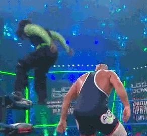 In case you haven't had enough head trauma    #wrestling  #tna  #impact  #jeff #hardy  #gif