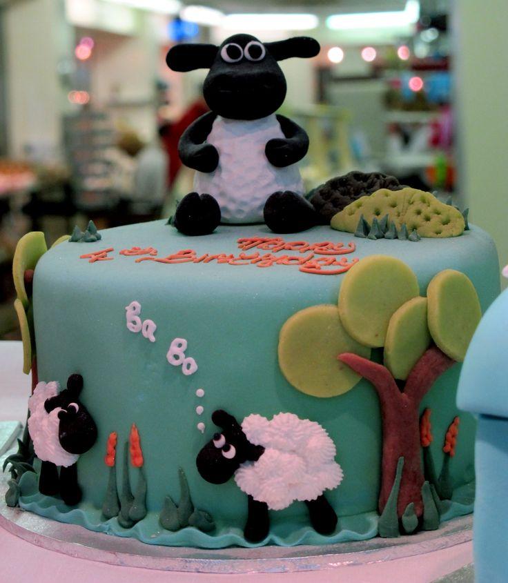 Timmy Birthday Cake
