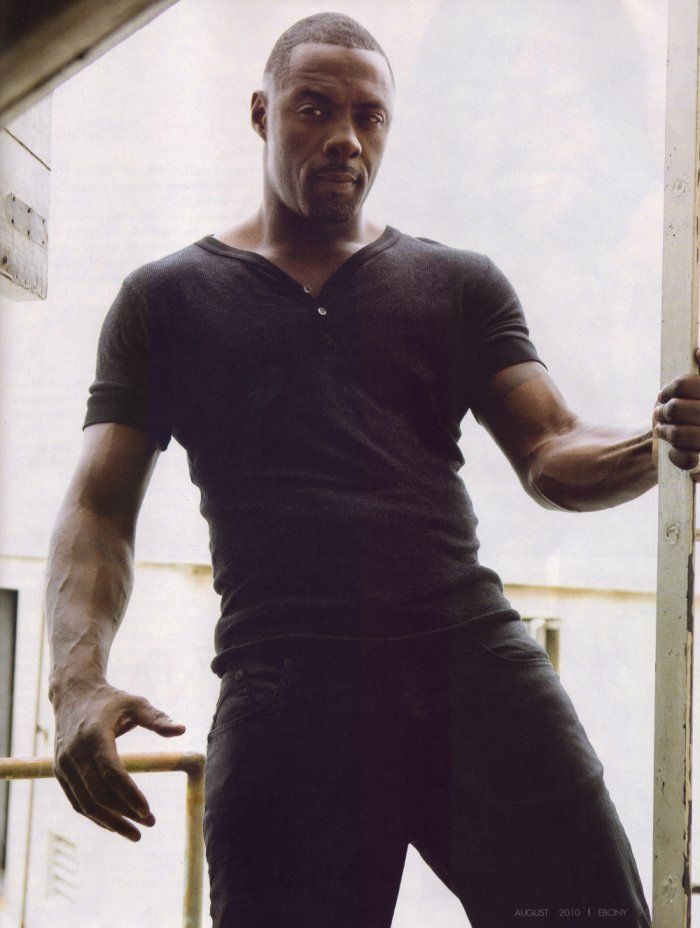 Never can have too many pictures of Stringer Bell!
