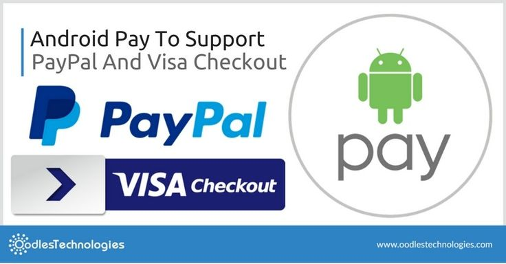 Android Pay To Support PayPal And Visa Checkout Android