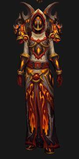 Battlearmor of Immolation (Lookalike) - Transmog Set - World of Warcraft
