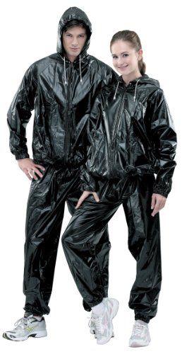 MILLIARD Hooded Sauna Suit, Xlarge $25.99 (61% OFF)