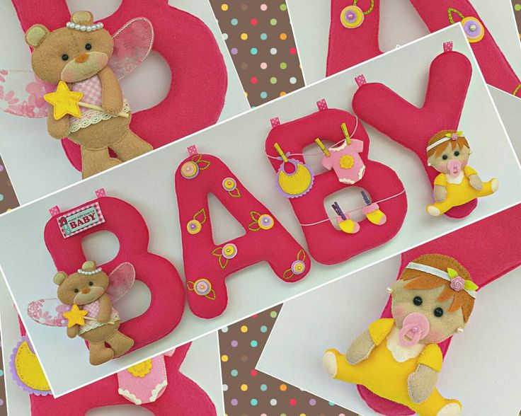 Baby Theme Name Girl Birthday Banner Personalized by VikaCreations