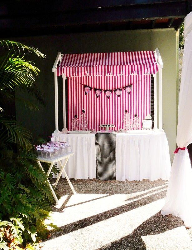 Dessert Table Canopy, $80.00