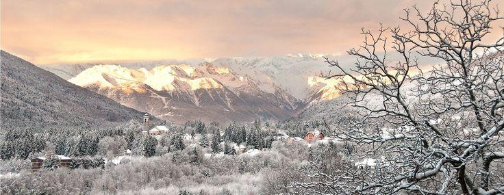 Valle Vigezzo imbiancata