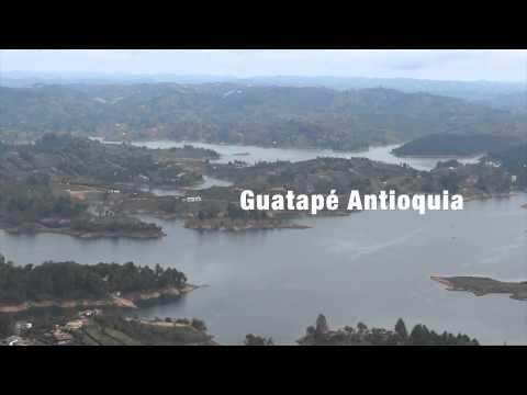 Viaje al Peñón en Antioquia Turismo por Colombia