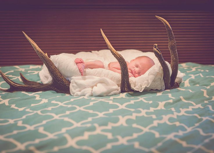 Newborn photography | western props | Gemini Portraits | Central Florida Photographer