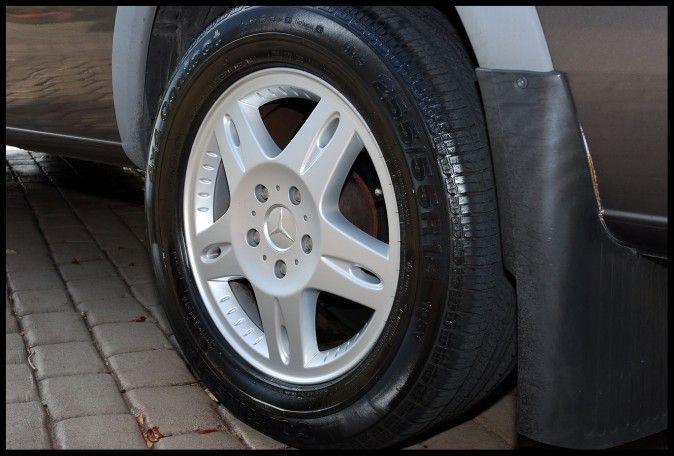 Sprinter Aluminum Wheels
