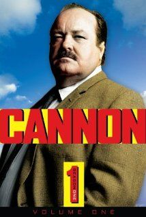 Cannon is a CBS detective television series (1971-1976).