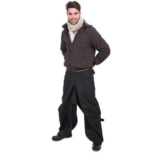 Pantalon de pluie moto Tucano Urbano TAKEAWAY: Toujours très innovateur et original, Tucano Urbano vous propose son pantalon de pluie moto…