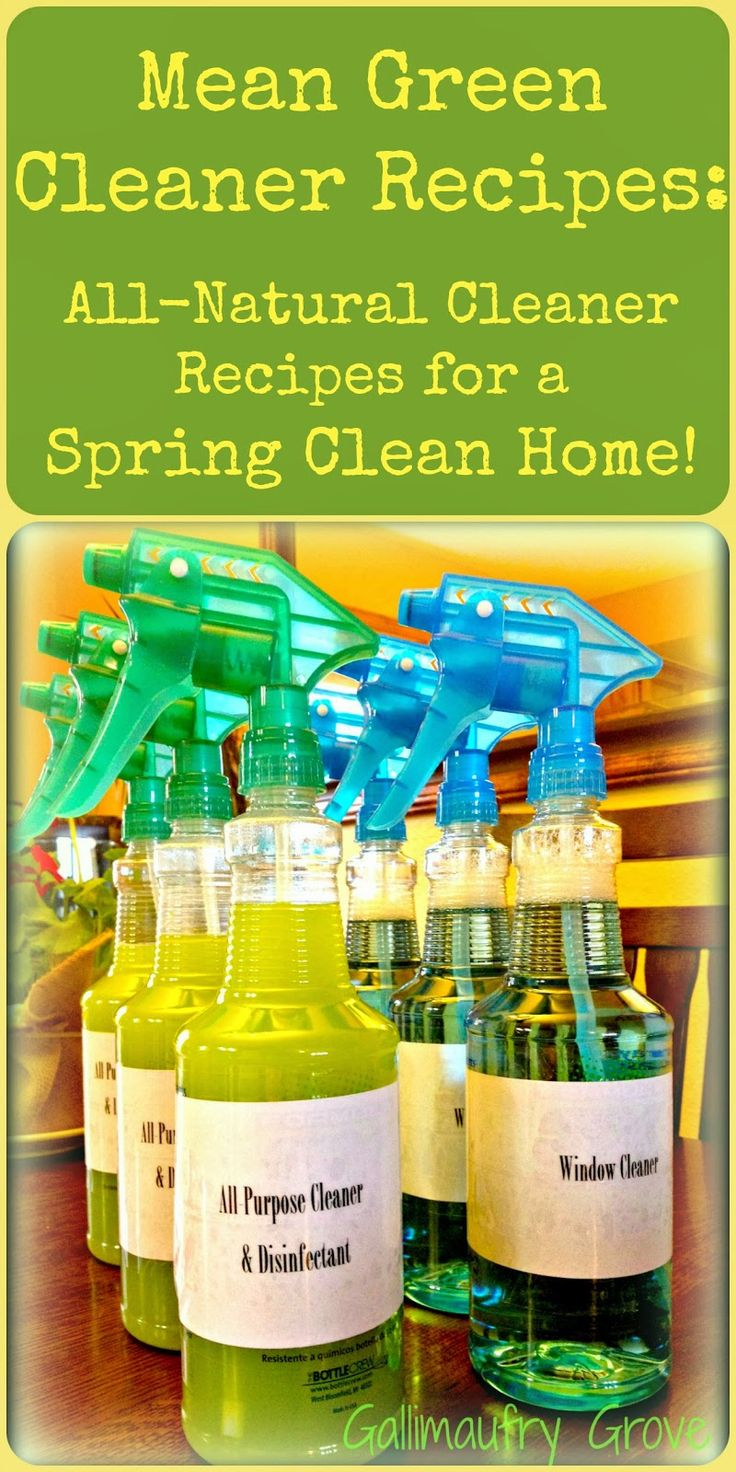 81 Best Natural Cleaning Images On Pinterest Cleaning
