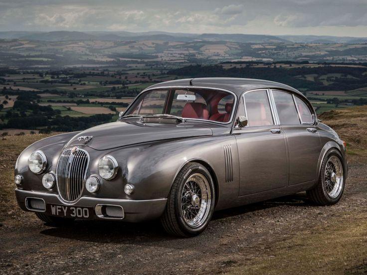 Ian Callums Jaguar Mark II war so beliebt, dass Classic Motor Cars in Großbritannien …   – Jaguar Cars