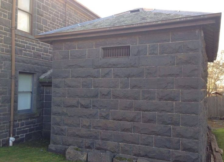 The Kilmore Police Cells, behind the Court House. #twistedhistory #murder #police #kilmore #policelockup #policecell