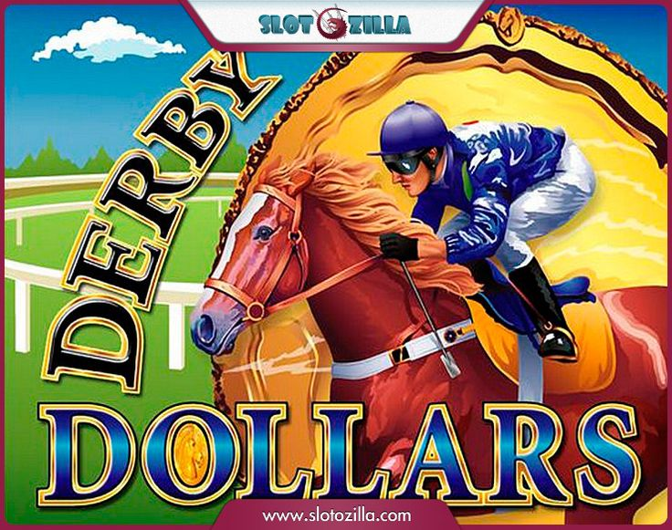 Derby Dollars free #slot_machine #game presented by www.Slotozilla.com - World's biggest source of #free_slots where you can play slots for fun, free of charge, instantly online (no download or registration required) . So, spin some reels at Slotozilla! Derby Dollars slots direct link: http://www.slotozilla.com/free-slots/derby-dollars