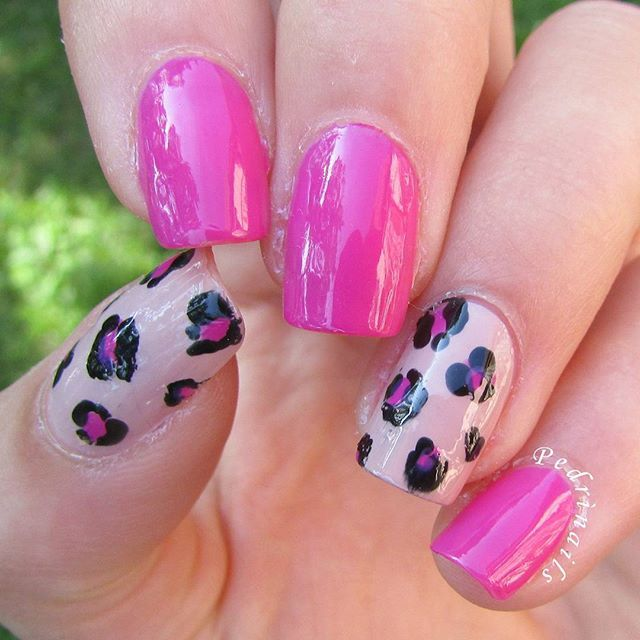 Freehand animalier manicure in pink shades with double accent nails 💅 🐯  #nail #nails #nailart #pink #manicure #instanails #unghie #smalti #animalier #freehand #freehand_nailartist #nails2inspire #nailswag #nailartwow #nailsoftheday #notd #craftyfingers #handmade #nailsdid #nailsdone #nailsdesign #nailsdesigns #naildesigns #nailspromote #nailartpromote #unhas #nailpolish #animalierstyle #accentnail #mynails