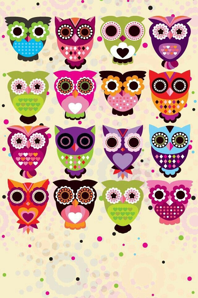 Owl background                                                                                                                                                                                 Más