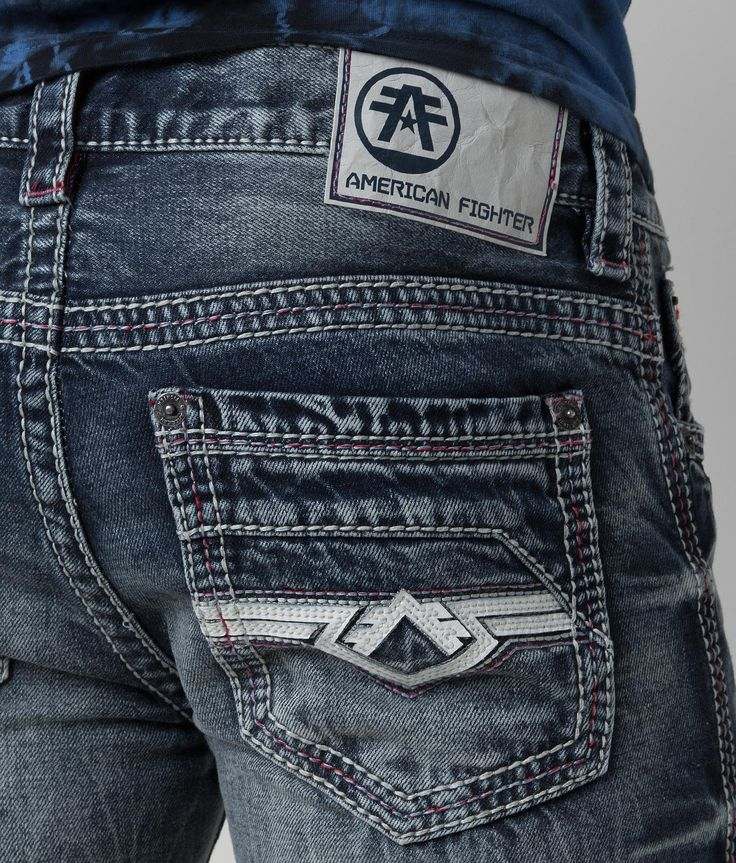 American Fighter Legend Jean | Denim jeans ideas ...