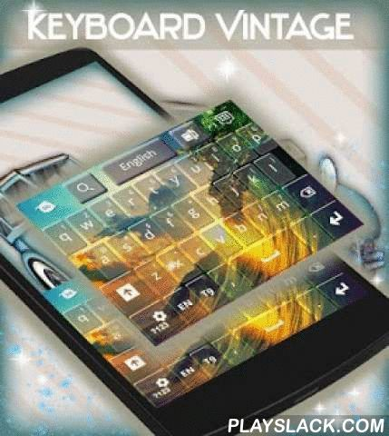 """Vintage Car Keyboard  Android App - playslack.com ,  If you were looking for a brand new theme: VINTAGE CAR KEYBOARD! DOWNLOAD Vintage Car Keyboard NOW and give your smartphone display an elegant touch with these vintage car graphics!- For installation, just follow the 3 simple steps: open after downloading, press """"Set as Active Theme"""" and select the theme from the following page!- The amazing HD screenshots we added will show you just how great this theme will look on your phone keyboard…"""