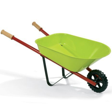 Janod Metal Wheelbarrow