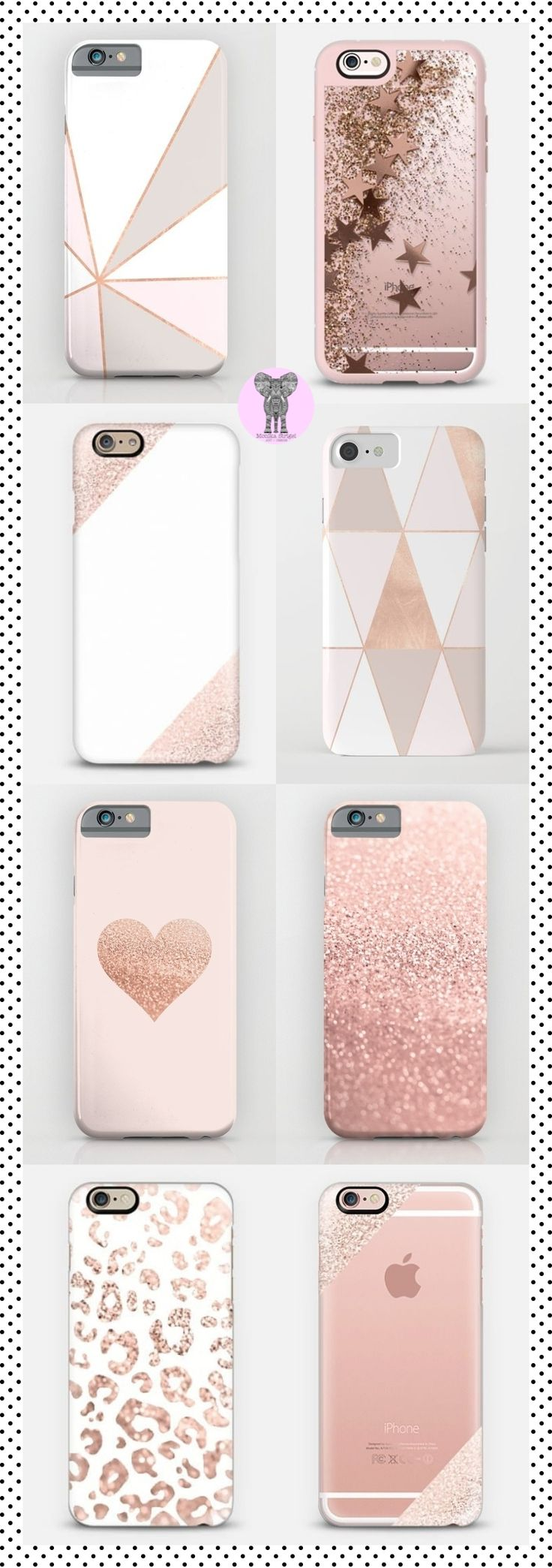 BEST NEW ROSEGOLD PHONE CASE DESIGNS by Monika Strigel $35 Find them on @society6 ! for all iphones and most samsung galaxies - in wonderful rosegold nude and rose white tones!