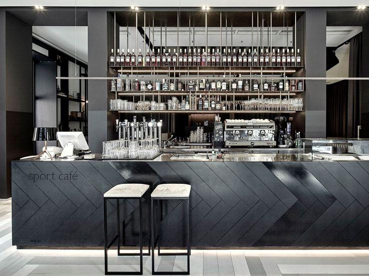 Best 25 Modern bar ideas on Pinterest  Bar counter design Modern restaurant and Restaurant design