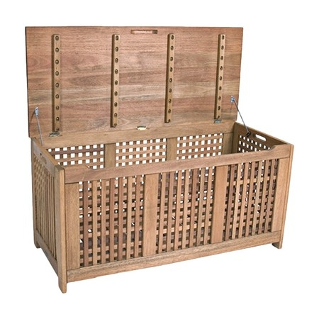 $365.95 Penso Indoor/Outdoor Trunk from the Wicker, Cane & Rattan event at Joss and Main