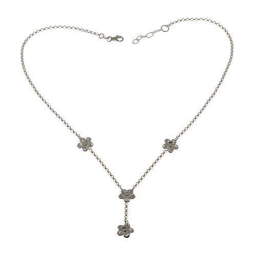 Argento collana catena a mano gioielli indiani asiatici ShalinIndia, http://www.amazon.it/dp/B00A47BBXY/ref=cm_sw_r_pi_dp_Gd.Ntb038RP37