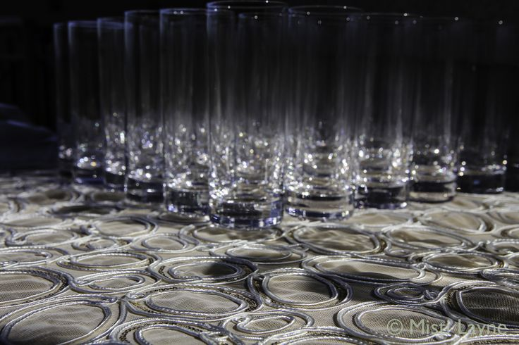 Lovely Champagne & Ivory details of the Elliptic Sequin overlay