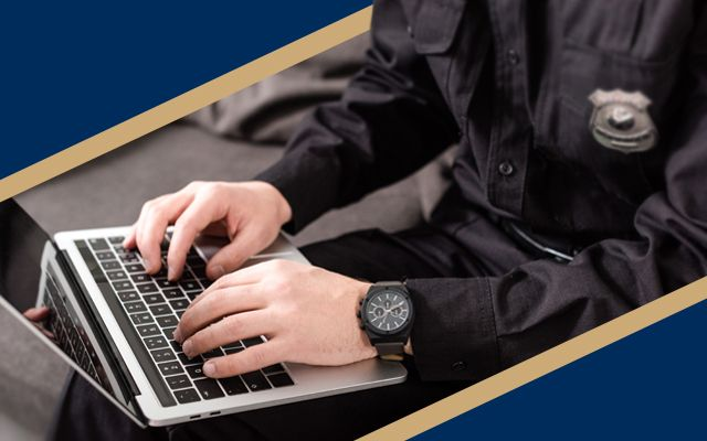 Writing service criminal justice